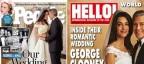 George Clooney e Amal Alamuddin: ecco le foto del matrimonio