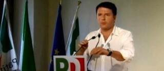 Direzione Pd: approvata relazione Renzi Jobs Act