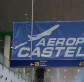 El aeropuerto de Castellón, en marcha; lo estrena el Villarreal C. F. - Blasting News