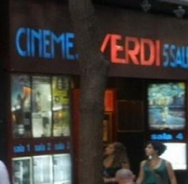 Los cines Verdi de Barcelona en peligro de desaparición - Blasting News