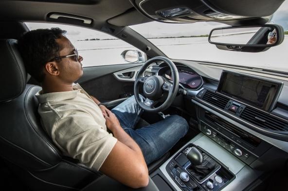 Audi Piloted Driving >> Novità Motori: al Ces Audi presenta prima auto con pilota ...