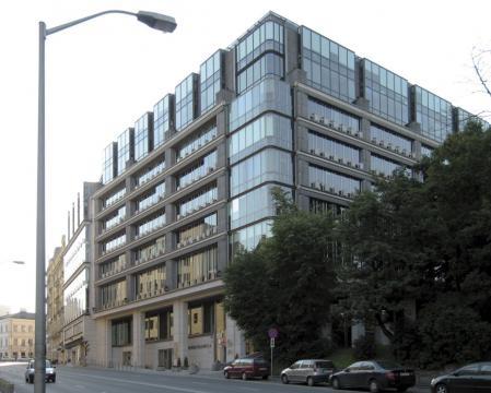 Siedziba Giełdy Papierów Wartościowych w Warszawie