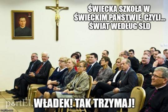 Władysław Mańkut wśród purpuratów