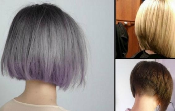 Tagli capelli corti a carre