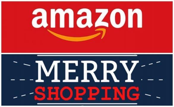 Risultati immagini per Natale 2016: apre il negozio offerte di Amazon