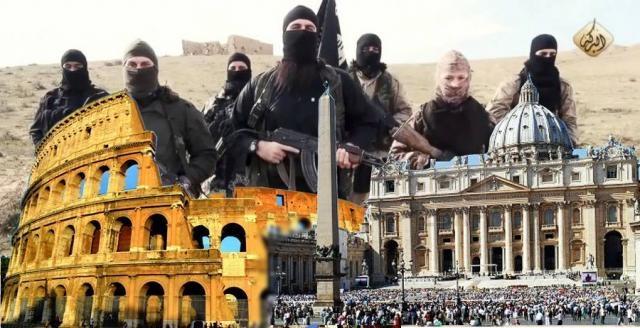 """L'Isis: Ora tocca all'italia,siamo già tra voi vi macelleremo"""""""