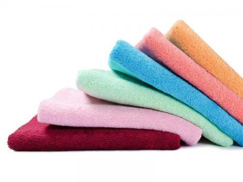 Diversi Tipi di asciugamani
