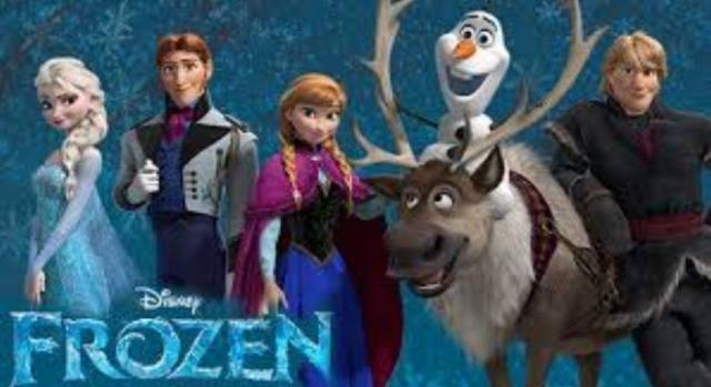 Frozen il regno di ghiaccio e biancaneve due film in onda