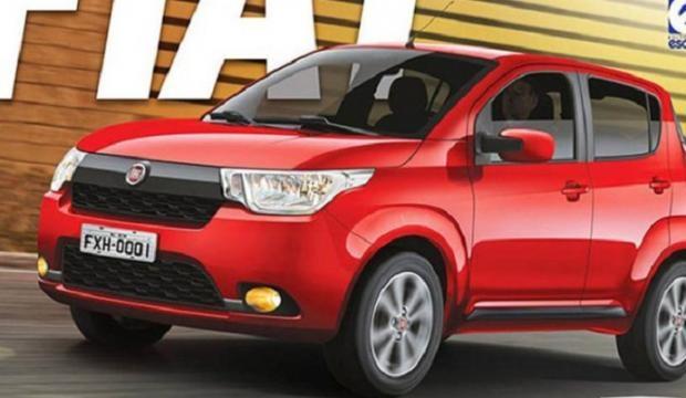 Fiat X1H: Suv economico e compatto per il Brasile