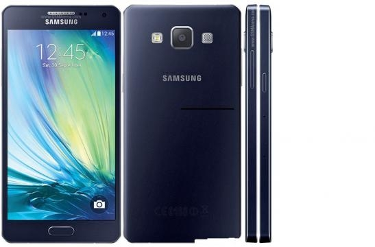 Photogallery samsung galaxy a7 a5 a3 quale smartphone for Quale smartphone