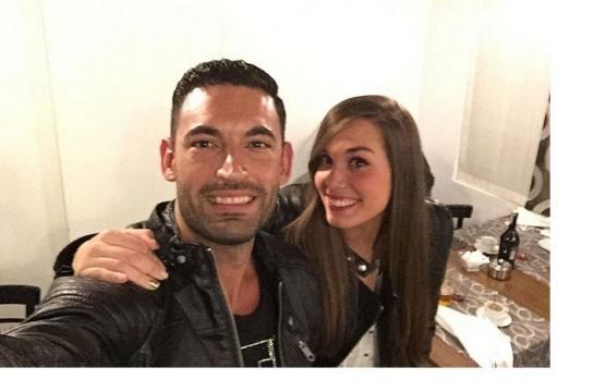 Estan Juntos Samira y Jonathan álex Guerrero Están Juntos