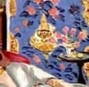 Odalisque di Matisse. Arabesques.