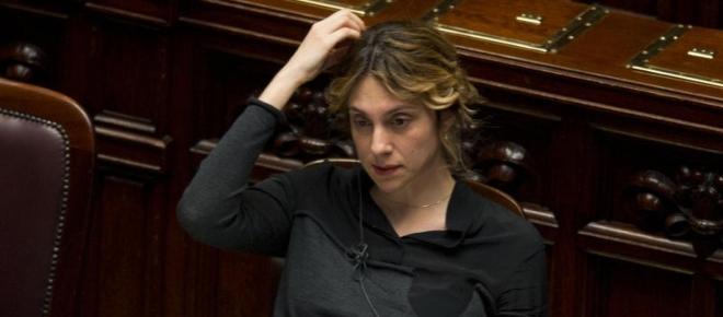 Madia, Ministro del Governo Renzi