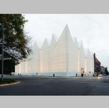 Presentadas en londres las cinco obras finalistas que - Premio mies van der rohe ...
