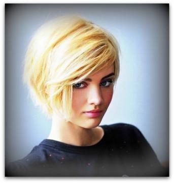 Lisciare capelli corti