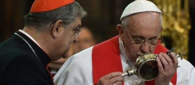 Miracol infaptuit de Papa Francisc