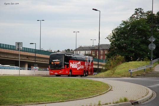 PolskiBus cieszy się ogromną popularnością w kraju