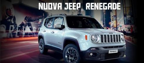 Caratteristiche e sicurezza Jeep Renegade