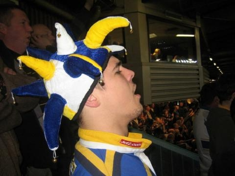 Sinfield will be a sad loss for the Rhinos' fans