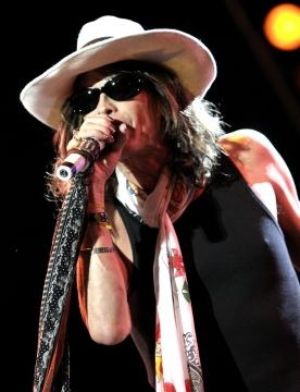 Steven Tyler releases first country single.
