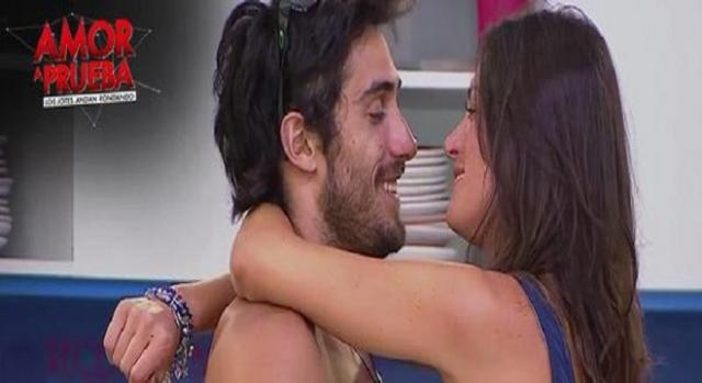 Estan Juntos Romina y Pedro Pedro y Romina Favoritos