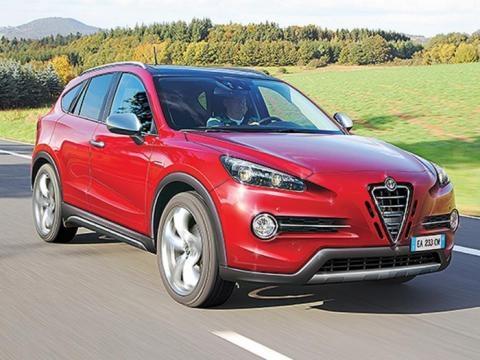 Alfa Suv News Alfa Romeo Suv le News al 10
