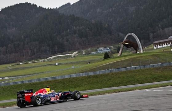 Circuito Formula 1 Austria : Orari gp f austria sul red bull ring programmazione tv