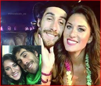 Estan Juntos Romina y Pedro 'amor a Prueba' Romina y Pedro