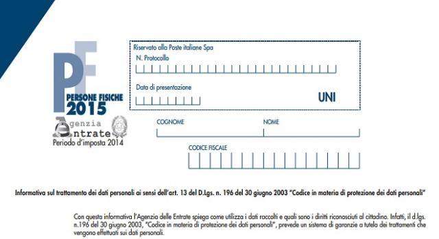 Modello unico 2015 proroga scadenza per partita iva tutte for Scadenza unico 2017 versamenti