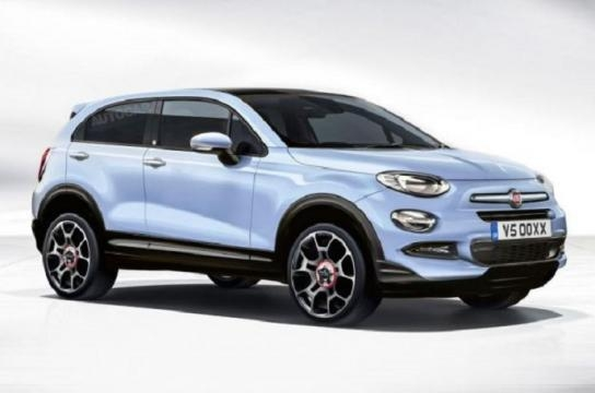 Fiat xl nuovo suv nei piani di marchionne for Cammina nei piani della dispensa