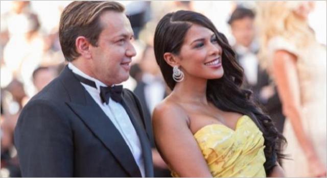 Ayem Nour et son compagnon Vincent Miclet