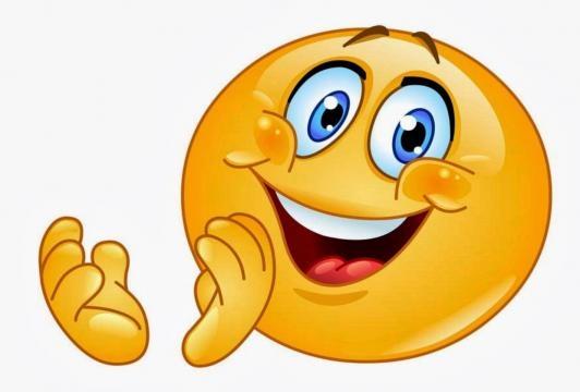 Resultado de imagen de Emoticono enhorabuena
