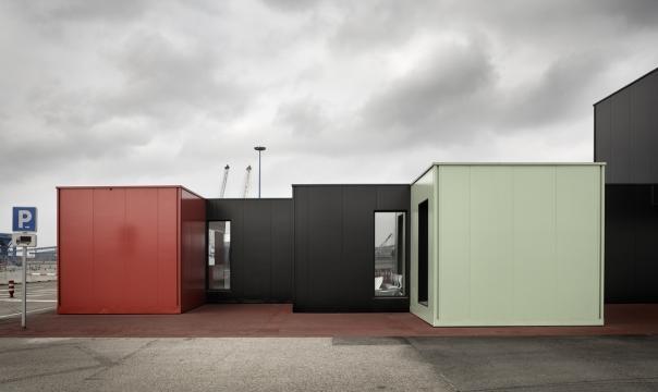 casas modulares de acero galvanizado