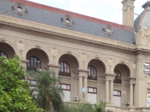 Casa de gobierno de Santa Fe