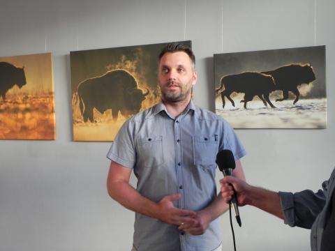 Krzysztof Onikijuk i jego