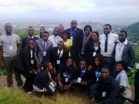 C l bration du 25 e anniversaire de la jci jeune chambre internationale au cameroun - Jeune chambre internationale ...