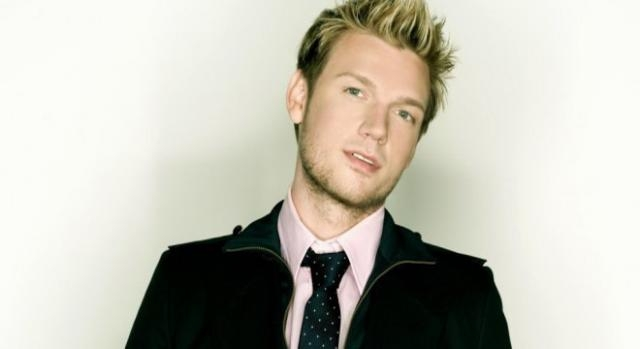 Nick Carter, do Backstreet Boys.
