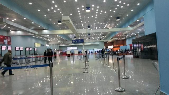 Argelia cancela todos sus vuelos comerciales a libia for Interieur algerien