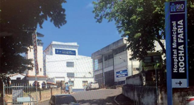Prefeitura do <b>Rio</b> assume <b>Hospital</b> <b>Rocha</b> <b>Faria</b>, em Campo ...
