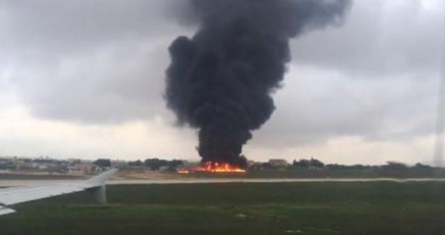 BREAKING: Five killed in Malta plane crash