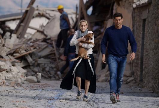 Il terremoto e gli altri animali / Intervista con Gianluca ... - restiamoanimali.it
