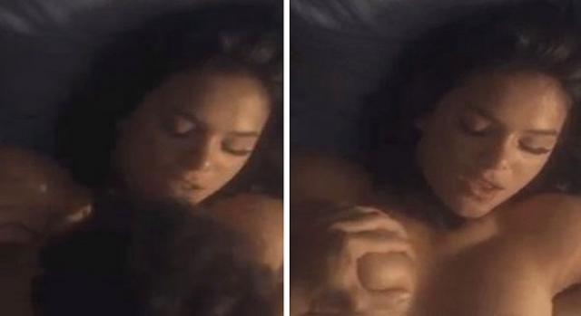 Bruna Marquezine aparece nua em série da Globo