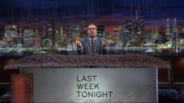 'Last week tonight with John Oliver' Season 3 Episode 23 ...