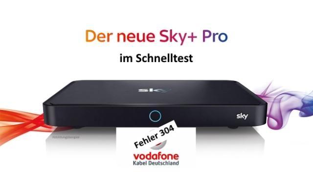 sky pro receiver im schnelltest tolles design trifft auf nicht lesbare smartcard. Black Bedroom Furniture Sets. Home Design Ideas