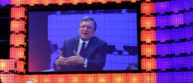 Durão Barroso fez parte do painel de oradores no primeiro dia