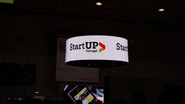 A StartUP Portugal marcou presença no Web Summit