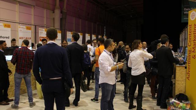 Muitas startups marcaram presença neste Web Summit