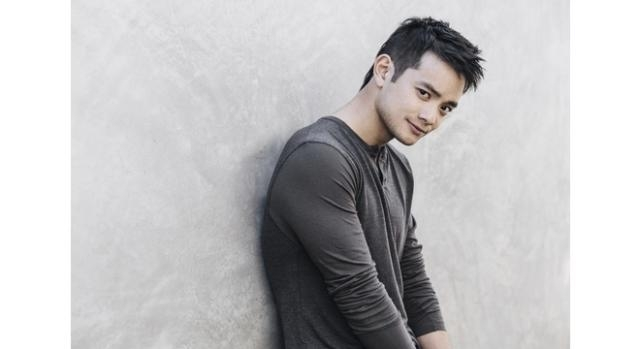 Actor Osric Chau. Photo courtesy of Photographer: Diana Ragland, Groomer: Nikki Deroest, and Wardrobe Stylist: Yesenia Cuevas. Used with permission