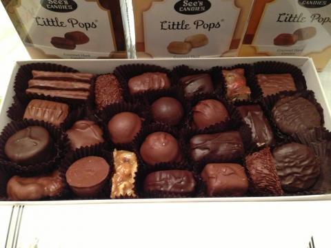 5 best chocolate shops in California