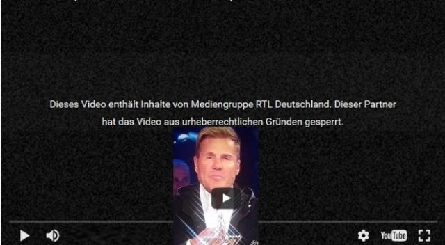 rtl das supertalent eklat zensur von bohlen spruch auf youtube. Black Bedroom Furniture Sets. Home Design Ideas